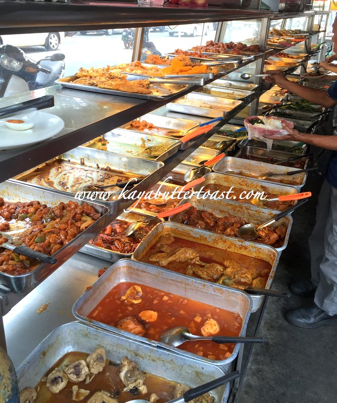 The Famous Kum Kee Special Economy Food @ Seng Huat Cafe, Perak Road, Penang (5)