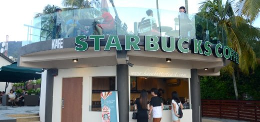 Walk Walk See See 2015 Starbucks Coffee @ Batu Ferringhi, Penang (11)