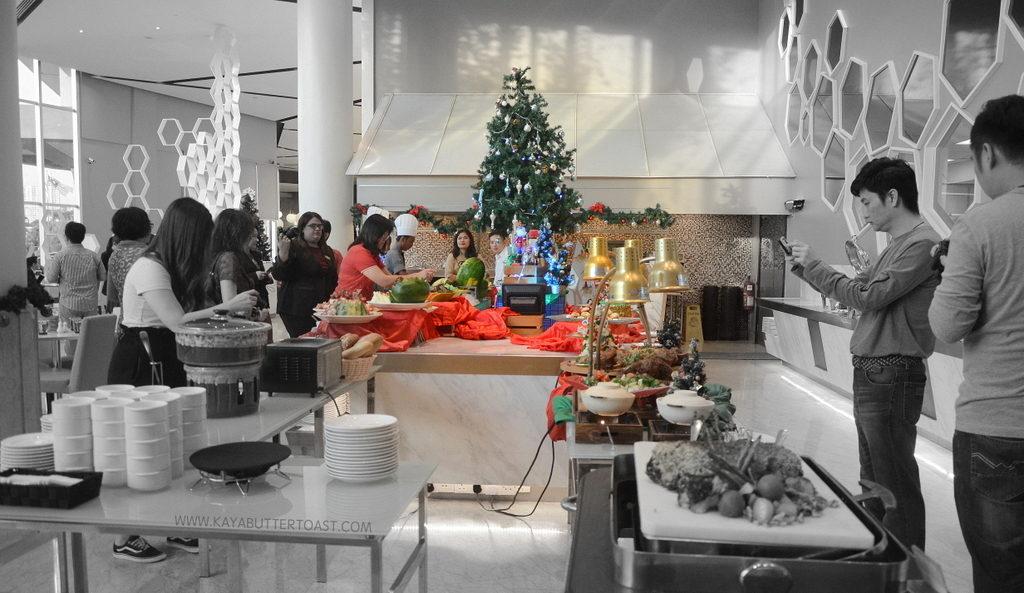 Eastin Hotel Penang Christmas Buffet 2018 (1)