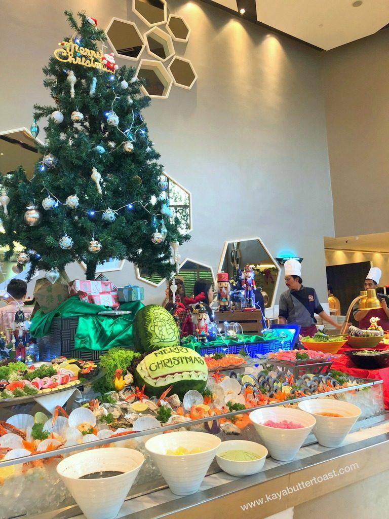 Eastin Hotel Penang Christmas Buffet 2018 (6)
