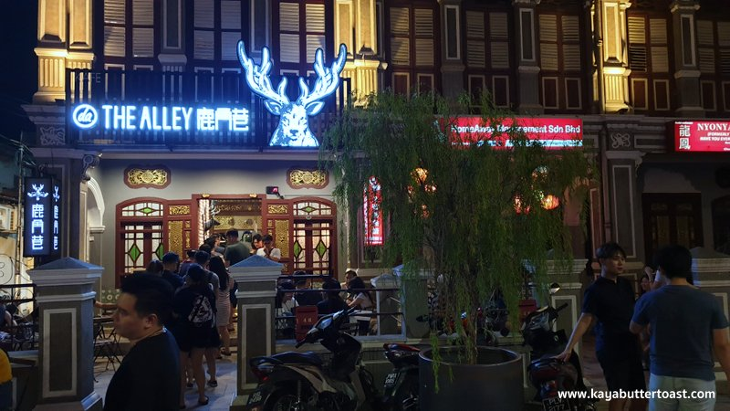 The Famous 鹿角巷 The Alley Finally Opens its 1st Store in Penang!!! (5)