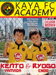 Field Trip: Ryogo and Kento