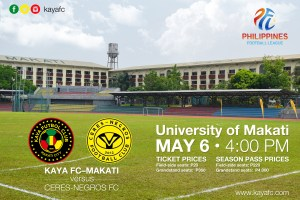 Kaya FC Academy Updates: April 24–30