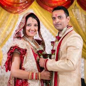 Indian asian wedding photographer london - Harish and Neeta