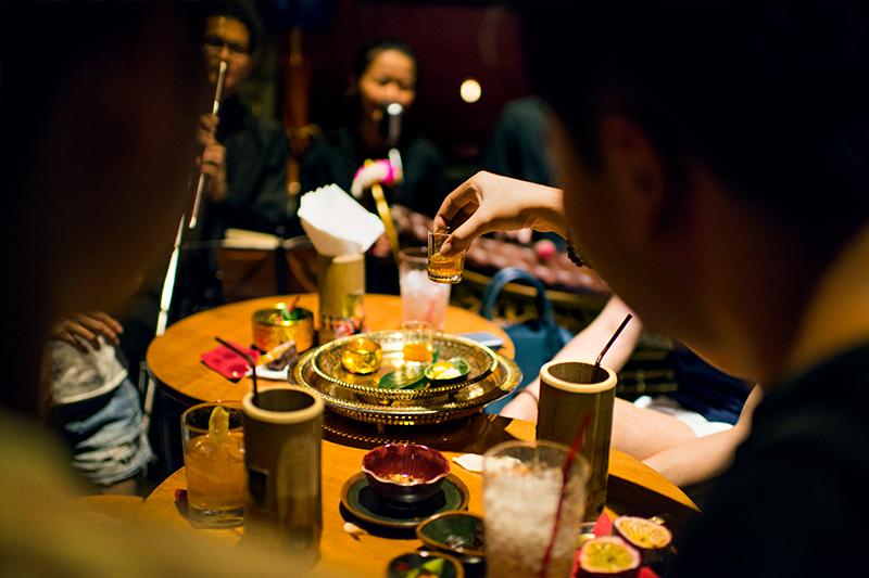 Best speakeasies in Bangkok - TEP bar