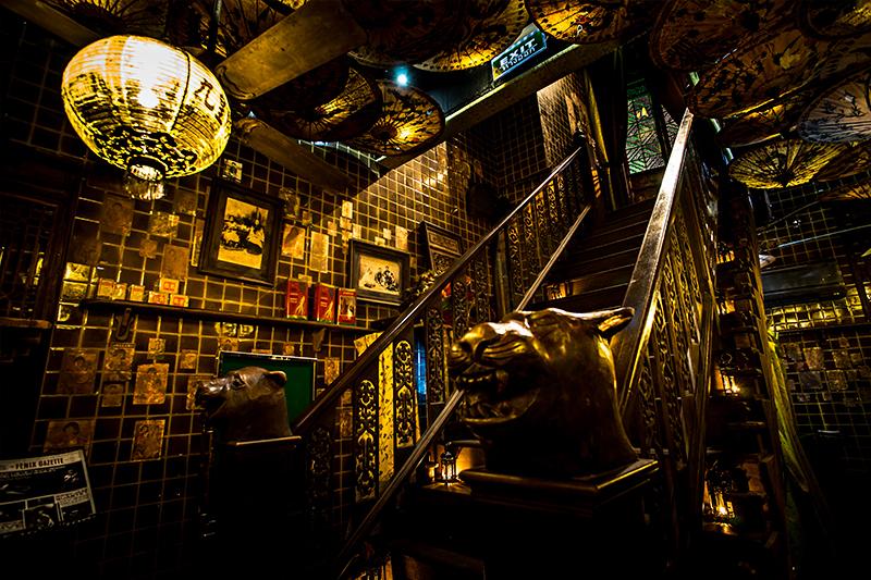 best speakeasy bars in Bangkok - Maggie Choo's