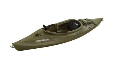 Sun Dolphin Excursion 10 fishing kayak review