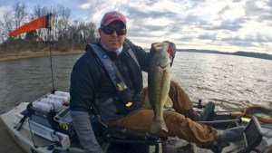 Kentucky Lake Largemouth Bass