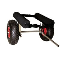 Crack of Dawn Malibu Kayaks Heavy Duty Wheel Cart