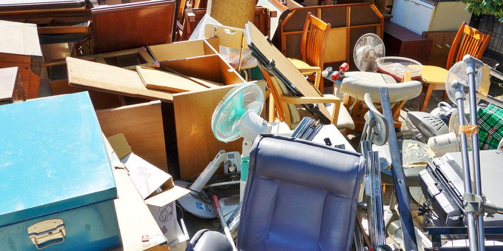 粗大ゴミ 引越しゴミ 回収・引き取り