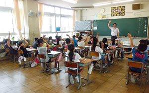 CSR活動 環境教育 豊川市 小学校