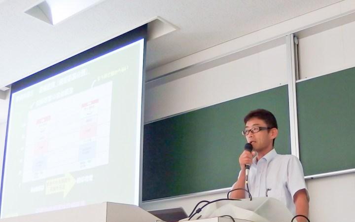 廃棄物資源循環学会 広島工業大学 河野常務