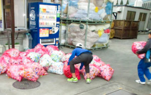 豊川工場 ペットボトルキャップ回収 ワクチン支援