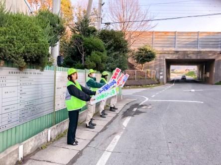 愛知県 豊川市 交通安全活動 CSR活動