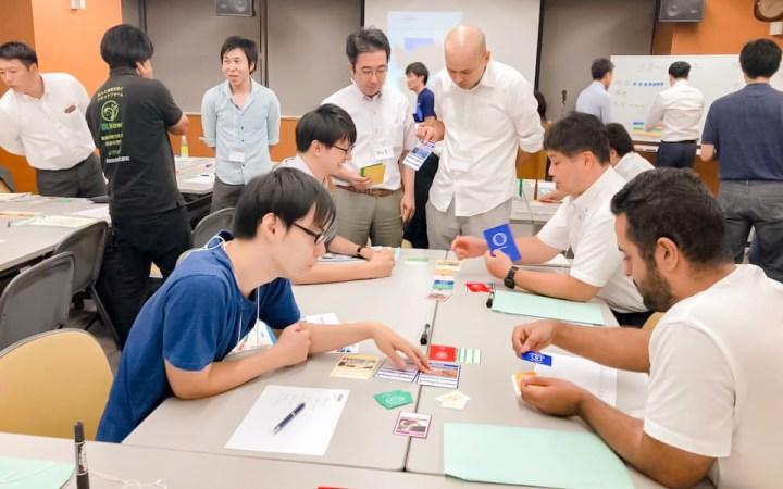 SDGsカードゲーム 愛知県 CSR活動