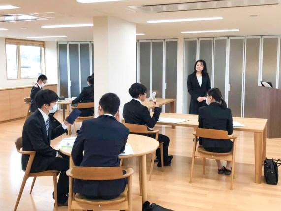 愛知県 産業廃棄物処理 解体 加山興業 新入社員教育