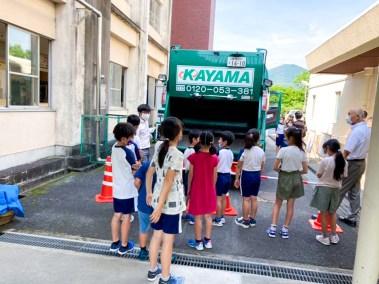 愛知県 豊川市 小学校 環境授業 SDGs