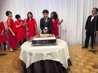 創立記念 60周年 ホテルアソシア豊橋