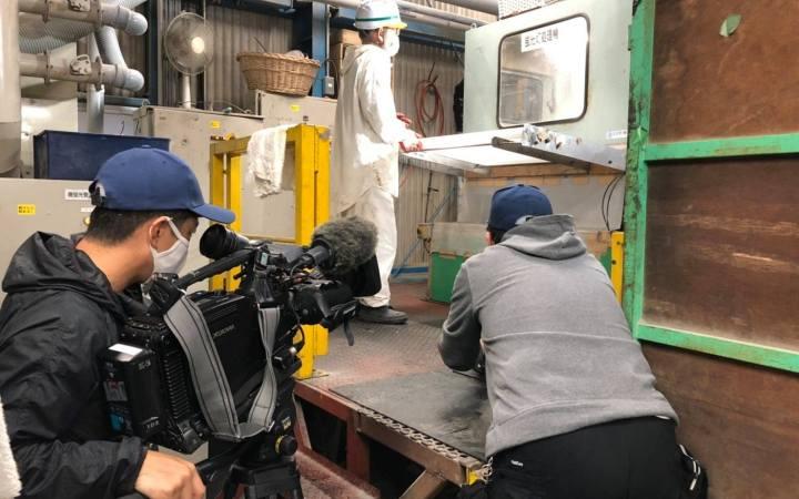 メ~テレ サクセス リサイクル工場 KAYAMAファーム