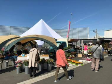 愛知県 豊橋市 スマイルフラワーフェスティバル