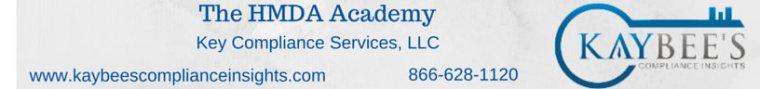 HMDA Academy link