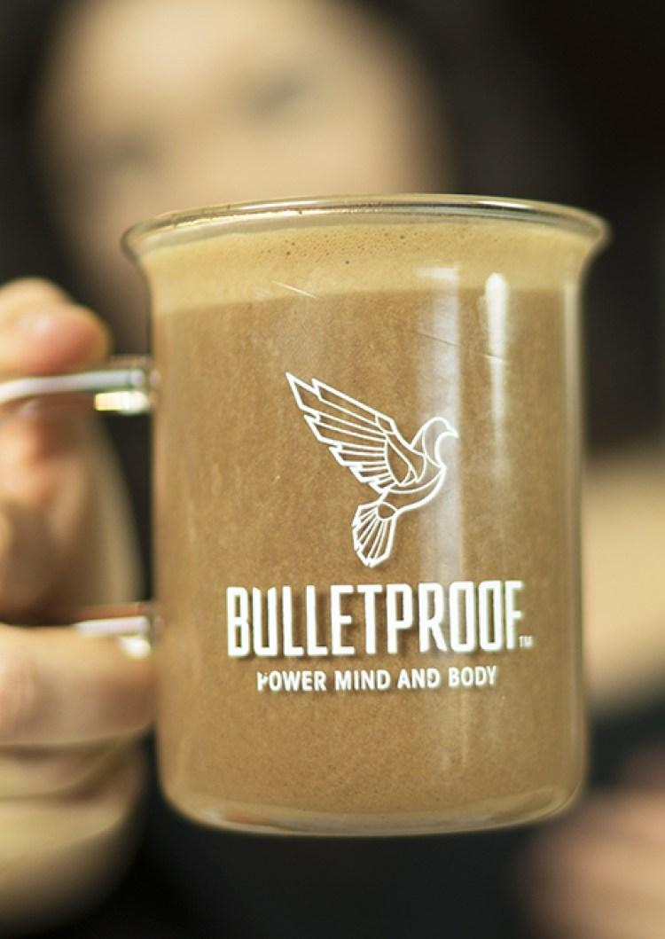 Bulletproof Collagen Hot Chocolate