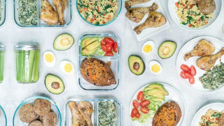 Easy & Healthy Meal Prep (Keto & Paleo)