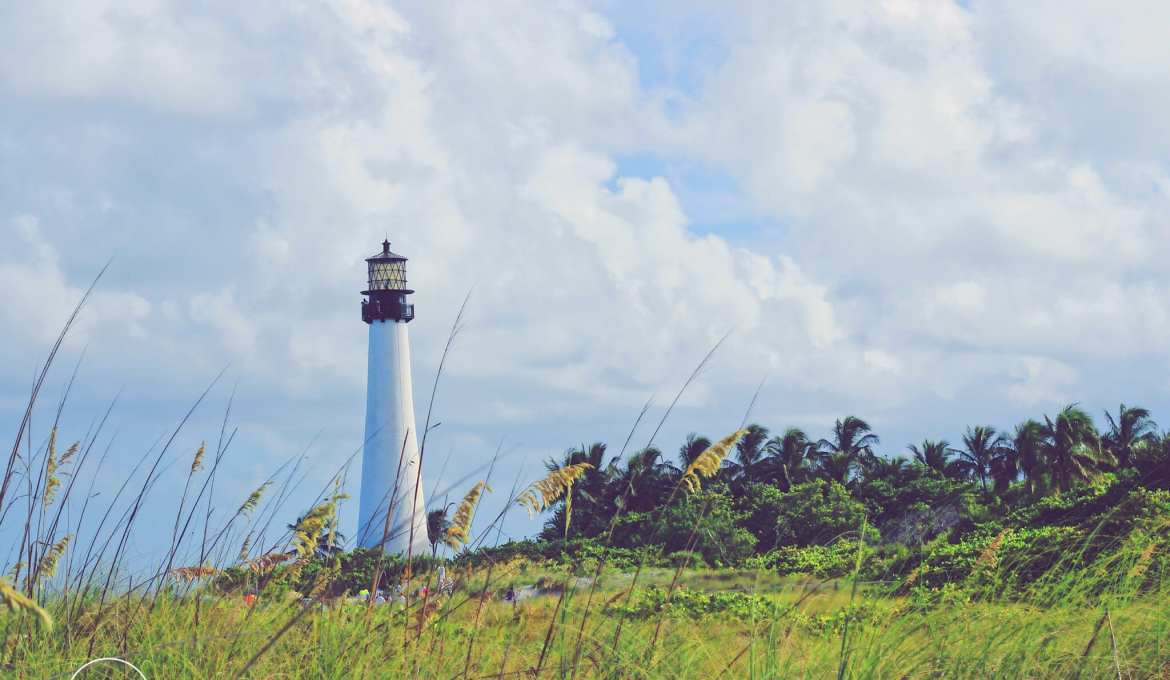 Key Biscayne Lighthouse Travel Photography