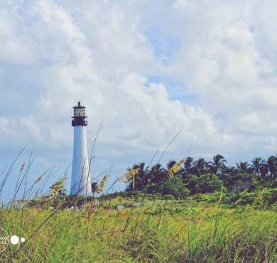 Key Biscayne Lighthouse Travel Photography