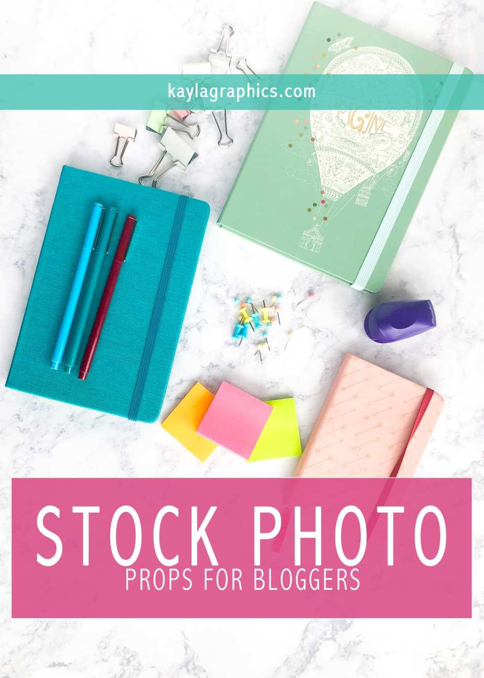 Stock Photo Props For Bloggers