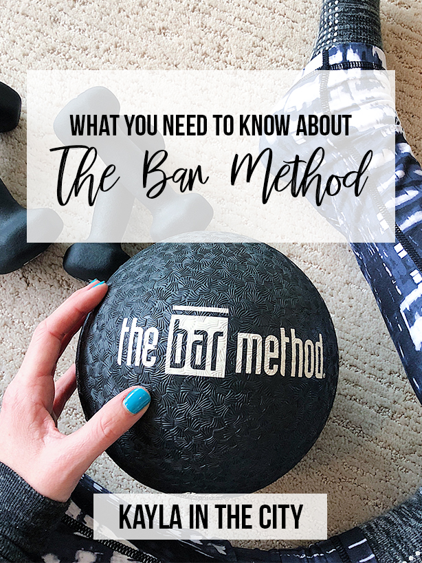 bar method class review