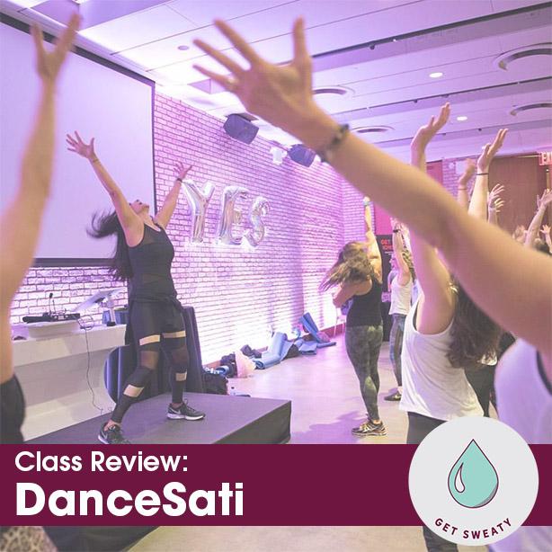dancesati review