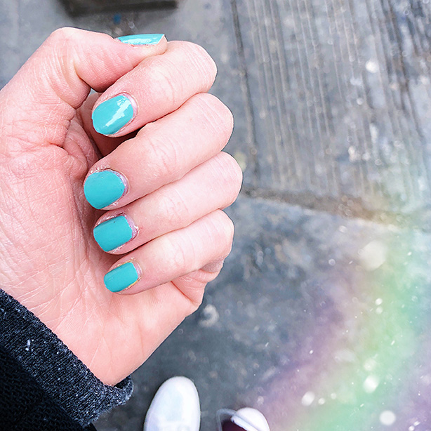 dazzle dry nail polish