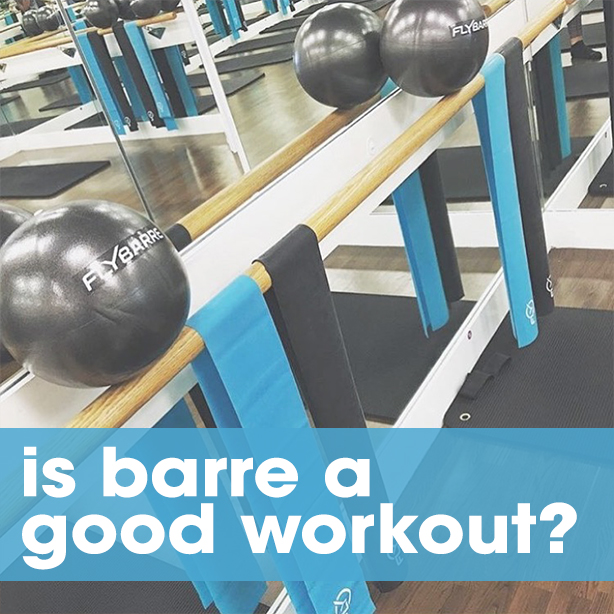 is barre a good workout