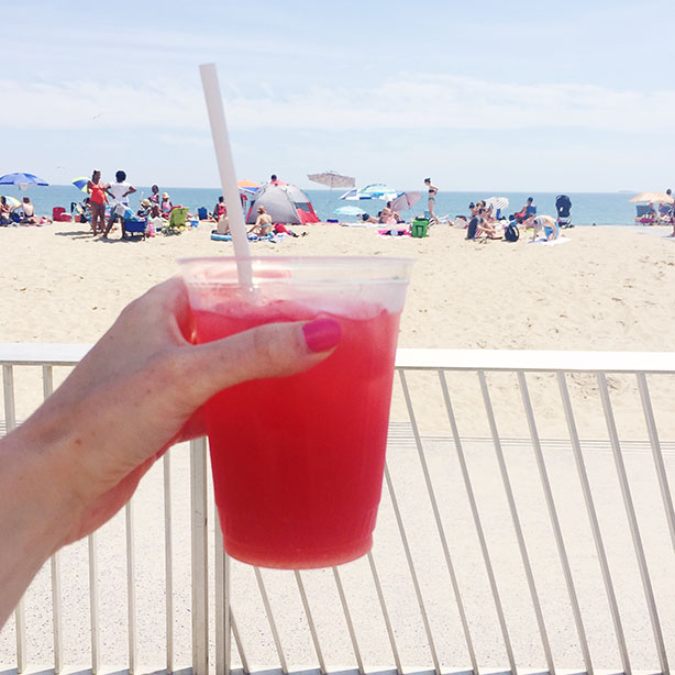 nyc staycation rockaway