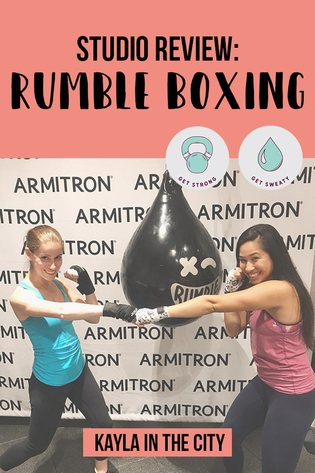 rumble boxing review
