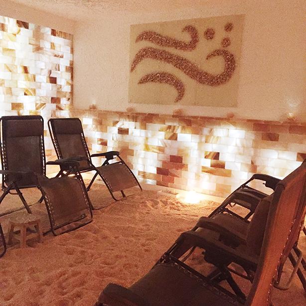 Breathe Salt Room Review