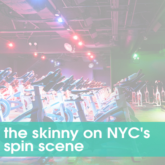 best spin classes in nyc