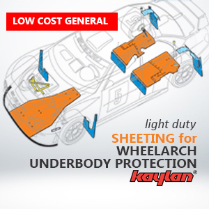 Rally Underbody Sheets