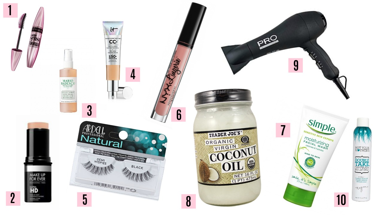 Beauty Favorites | Must Have Beauty Items