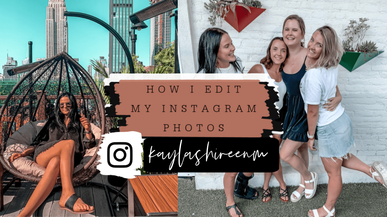How I Edit My Instagram Pictures | Apps & Presets