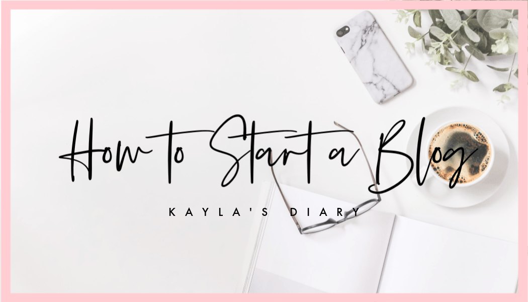How To Start Your Own Blog in 8 Steps