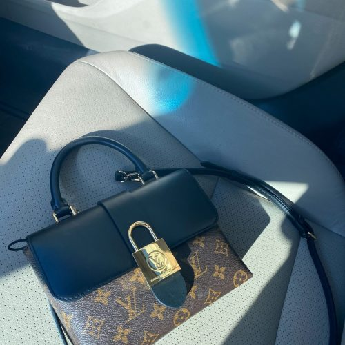What's in my bag [Louis Vuitton Locky Bb bag]
