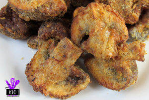 Air Fried Mushrooms