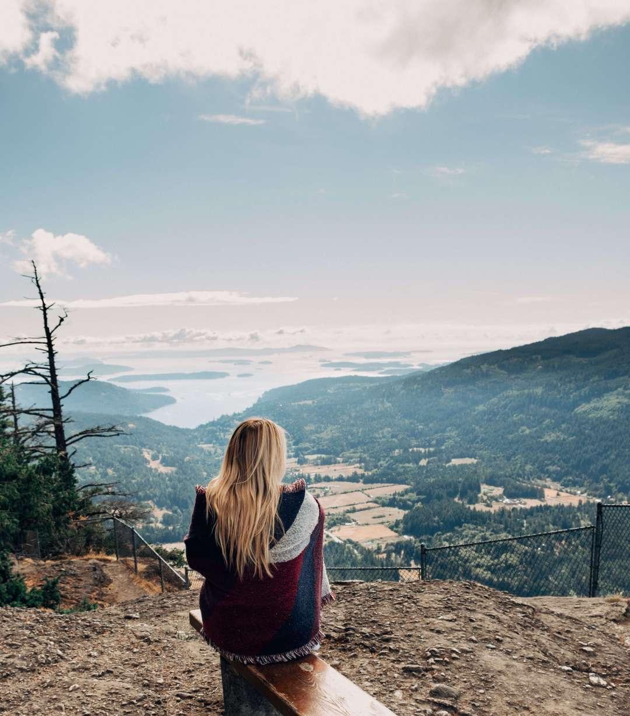 Meditation on Mountain