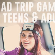 Road Trip Games for Teens & Adults | Kaylee Eylander DIY