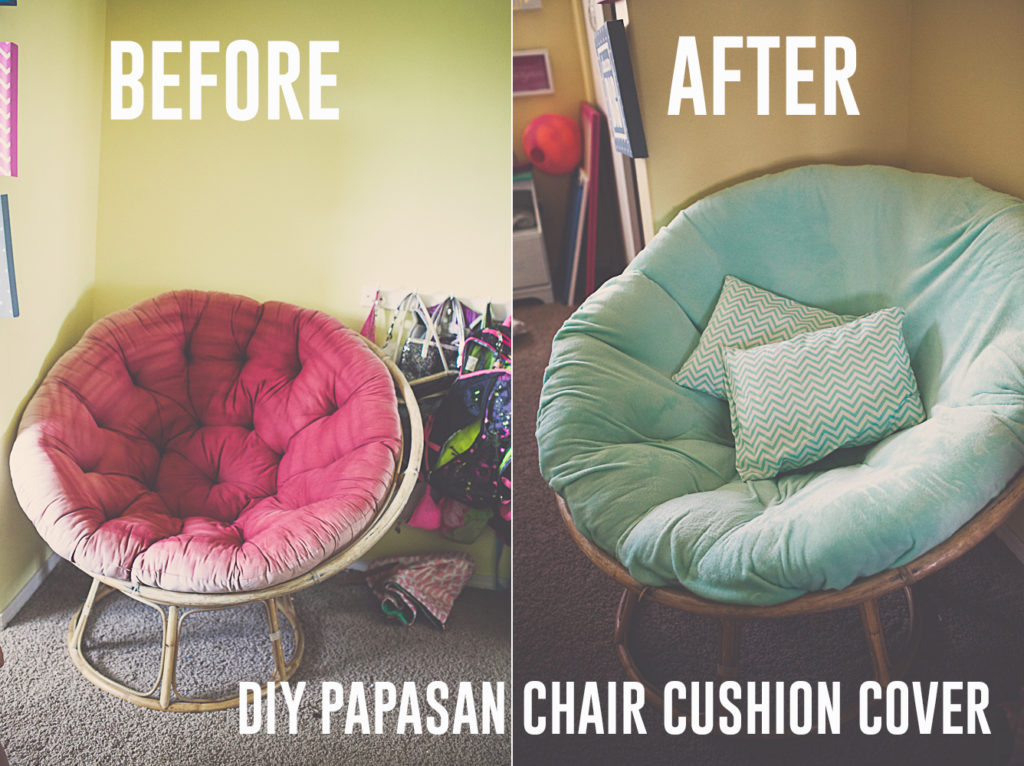 Merveilleux Papasan Chair Cushion Cover DIY 21 1 ...