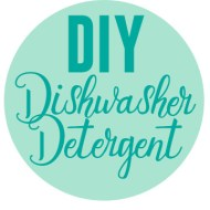 DIY Dishwasher Detergent | Easy & Better!
