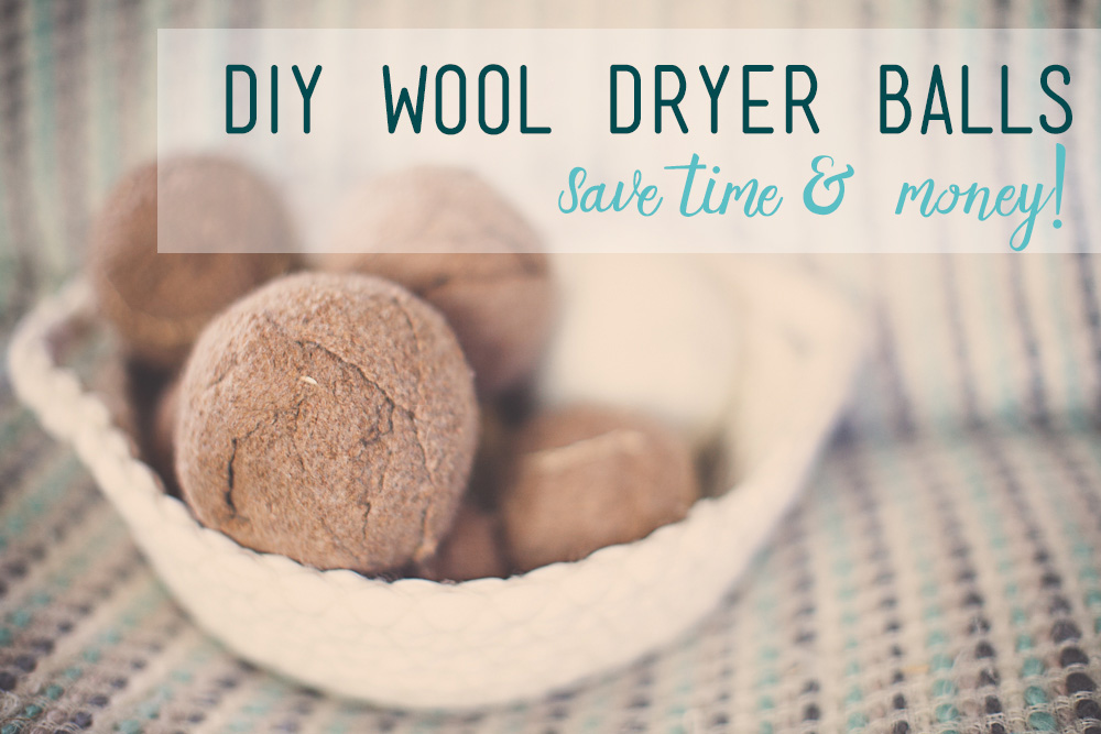 Wool Dryer Balls For Free