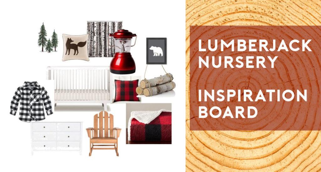 Lumberjack Baby Boy Nursery DIY Ideas